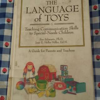 """""""The Language of Toys"""" (for SPED)"""