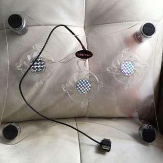 Notebook Cooler (USB Fan)