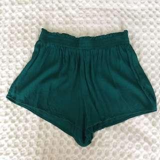 Forever 21 - Turquoise Shorts