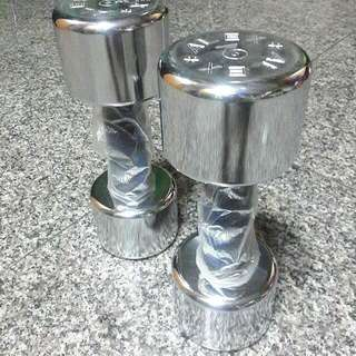 DUMBBELLS 2PCS (ALEX) 9KG