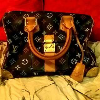 Louis Vuitton Murakami Speedy Authentic Grade replica