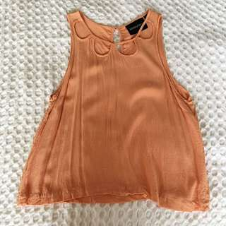 Mink Pink - Orange Top