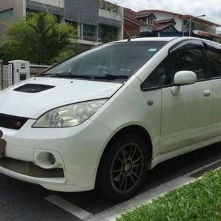 Mitsubishi colt plus R 1.5A turbo