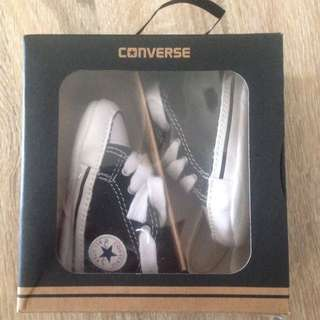 Baby's Converse Shoes Size 1