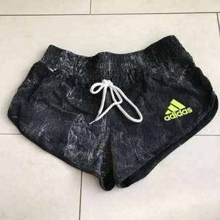 ADIDAS Black Marble Shorts