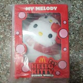 Hello Kitty (My Melody) McDonald's Soft Toy