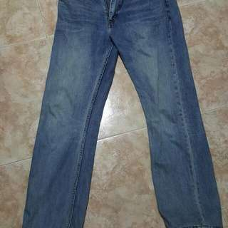 Levi Strauss Mens Regular Fit Jeans