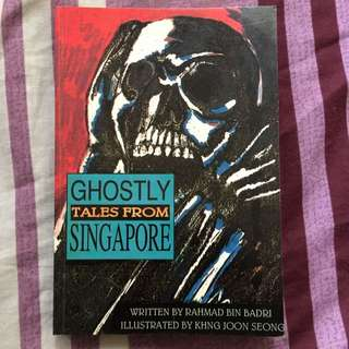 Ghostly Tales From Singapore