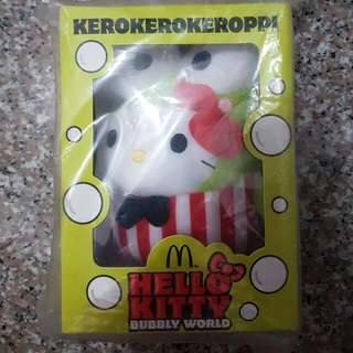 Hello Kitty (Keroppi) McDonald's Soft Toy