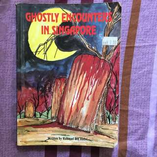 Ghostly Encounters In Singapore