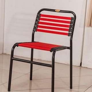 4 legged chair - double band