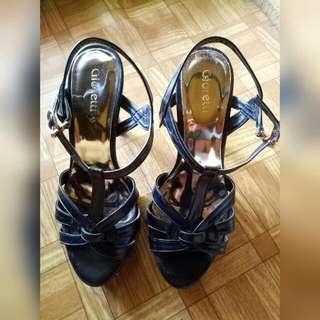 REPRICE!!!  Turun Harga!!  Gioretti Heels
