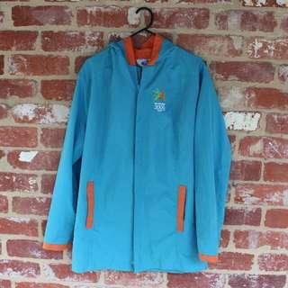 Melbourne 2006 Windbreaker Commonwealth Vintage Hooded M