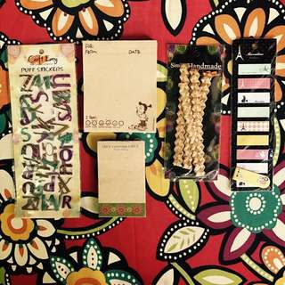 Pre-Loved Items Used For Creative Crafts