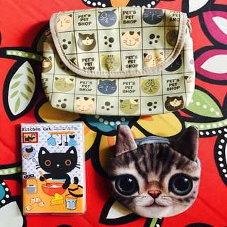 Pre-loved Kitty Cat Items 😻😻😻