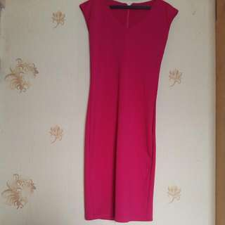 Bodycon Pink