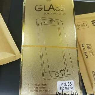 RedMi 3s/4A Tempered Glass