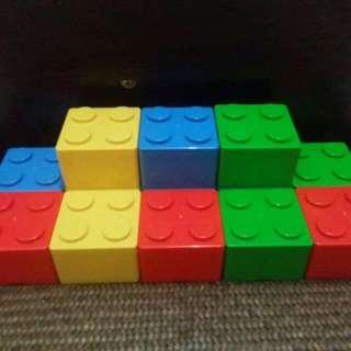 Lego Brick Style Boxes