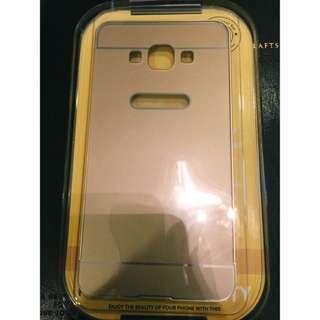 (全新) Samsung A7 金色 手機殼 硬殼