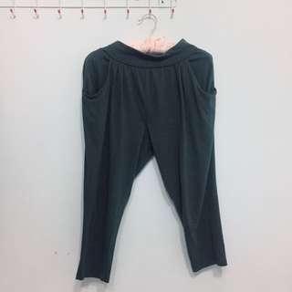 專櫃正品Giordano灰色七分飛鼠褲(購於Sogo專櫃)