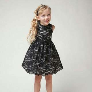 Bug Girl Lace Dress