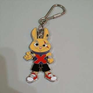 🚚 帥兔 鑰匙圈