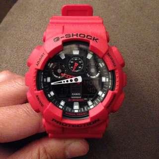 REDUCED : Casio G-Shock Mens Digital Wrist Watch