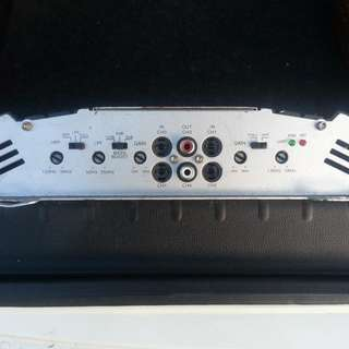 Power Amp 4 Channel