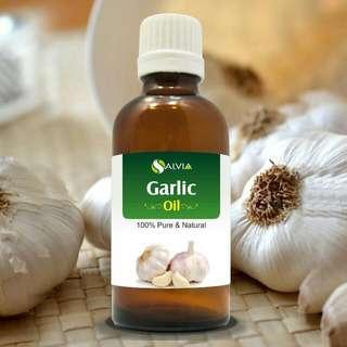 GARLIC ESSENTIAL OIL 15 ML