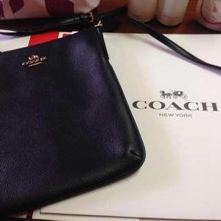 Coach斜揹包