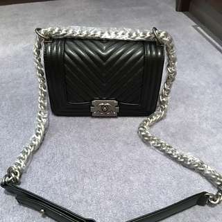 Chanel Boy Mini Bag