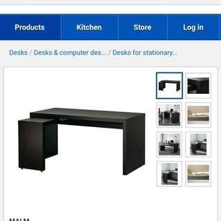 Desk For Stationary
