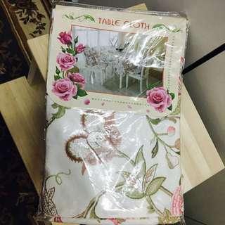 Table Cloth (Cream)