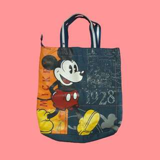 Mickey Mouse Tote Bag (Big Size)