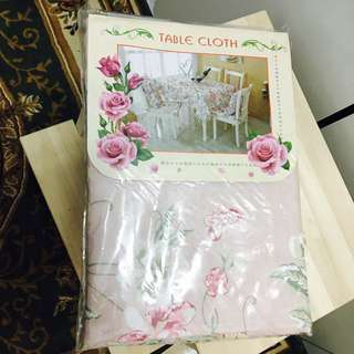 Table Cloth (Dusty pink)