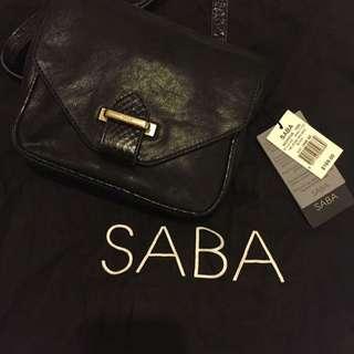 Saba Melrose Mini Bag -black