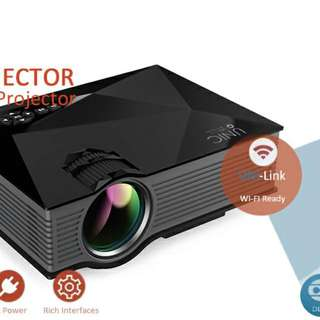 Unic UC46 Wifi / Wireless Projector