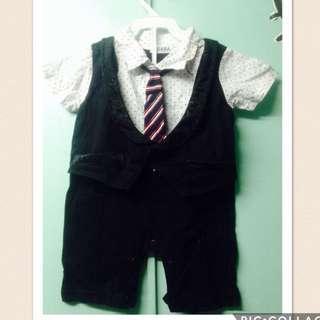 Baby Gentlemansuit