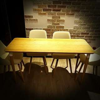 IKEA Dining Table (Chairs Not Included)