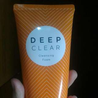 [REPRICE] Missha Deep Clear Cleansing Foam