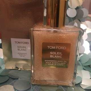 Tom Ford Shimmering Body Oil Soleil Blanc