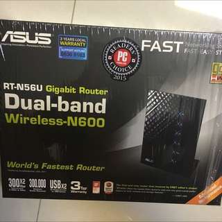 Asus RT-N56U Dual Band Wireless n600 Gigabit Router