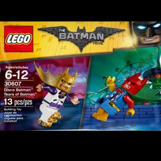 LEGO Disco Batman Tears Of Batman