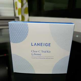 BN: Laneige clear C trial kiting.