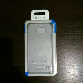 Original Brand New In Box Samsung Galaxy Note 5 Clear Cover