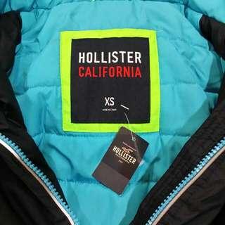 [全新含運] Hollister運動外套 (女生XS號)
