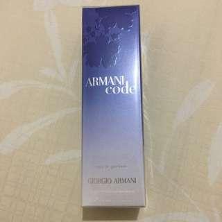 Armani Code Eau De Parfum