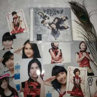 CD JKT48 Flying Get Ori