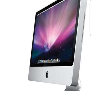 imac 2011 set in good condition