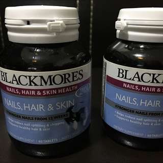 Authentic Blackmores Nail, Hair, Skin Supplement